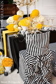 black and white chair covers black white stripe diana chair cover wildflower linen