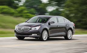 2015 buick lacrosse u2013 review u2013 car and driver