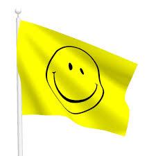 Flag Face Smiley Face Flag Flags International