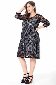 compare prices on plus size polyester and mesh dresses online