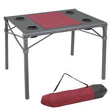 Camping Picnic Table Folding Camping Table Ebay