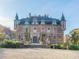 chateau homes fairytale historic european palace castle in belgium anvers i