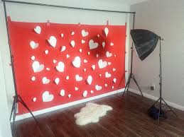 diy backdrop diy valentines photo backdrop design by numbers