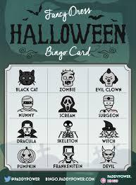 it u0027s time for halloween bingo popcorn horror