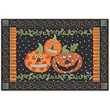 halloween decoration inspiration halloween door mats
