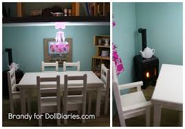 light up your dollhouse doll diaries