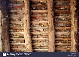 wooden ceiling beams stock photos u0026 wooden ceiling beams stock