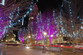 christmas lights in asheville nc downtown asheville s winter lights extravaganza partners again with