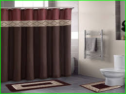 Chocolate Brown Shower Curtain Elegant Coffee And Turquoise Shower Curtain U2014 Bitdigest Design