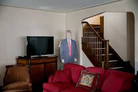 Trump Home In Search Of Donald Trump At His Boyhood Home The New York Times