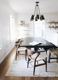 Black Wooden Dining Table And Chairs Best 25 Black Dining Room Table Ideas On Pinterest Black