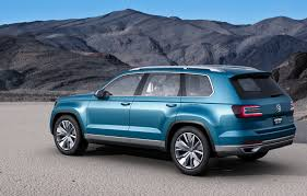 volkswagen suv 2015 new volkswagen suv concept makes global debut at detroit show