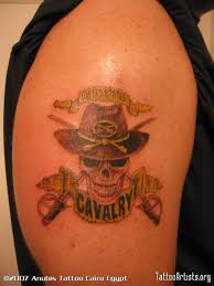 army skull on biceps tattoos book 65 000 tattoos designs