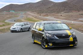 toyota an toyota sienna r tuned study with stock v6 beats a camaro ss on the