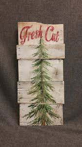tree for sale white washed fresh cut pine tree