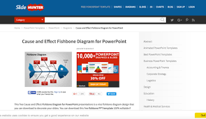 Fishbone Diagram Template Powerpoint by Using Editable Powerpoint Templates To Make Presentations