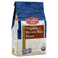 Brown Rice Flower - rice flour at whole foods market instacart