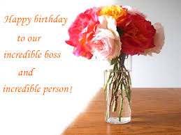 happy birthday greetings for boss birthday wishes messages