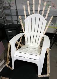 How To Make An Armchair How To Make Your Own Iron Throne From A Lawn Chair Iron Throne