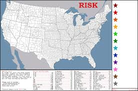 Virginia United States Map by Battle For America Risk Sufficient Velocity