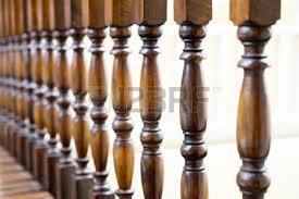 Oak Stair Banister Stair Rail Stock Photos Royalty Free Stair Rail Images And Pictures