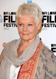 how to get judi dench hairstyle hairstyles judi dench short layered hairstyle sophisticated