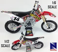 toy motocross bike model bikes diecast u0026 vehicles ebay