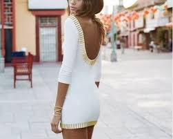 dress white dress dress fashion style moda clothes