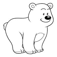 imagenes animadas oso osos para colorear para clip art osos para colorear animados osen info