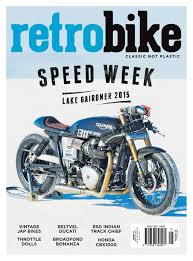 issue 19 winter 2015 by retro bike issuu