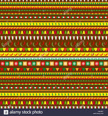 cinco de mayo seamless pattern with a traditional ornament mexican