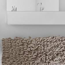 Thick Bathroom Rugs Micro Chenille Thick And High Loop Bath Rug Products Pinterest