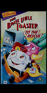 The Brave Toaster Digitized Opening To The Brave Little Toaster To The Rescue Uk