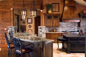 cabin kitchen ideas sophisticated cabin kitchen eclectic kitchen by vm