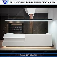 Quality Reception Desks Hot Sale Modern And Unique Reception Table High Quality Reception