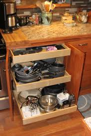 Kitchen Cabinet Garbage Drawer Ideas For Better Storage In The Kitchen Rose Construction Inc
