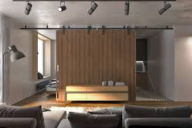 studio apartment design architectural with ideas divider and on a