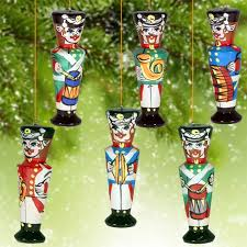 ornaments military orchestra russian christmas ornaments
