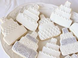 wedding cake cookies decorated sugar cookies wedding in the above picture the all