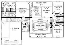 one story open floor plans single story open floor plans open floor plans for one story
