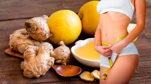 ginger ginger and lemon a ideal mixture for fat loss healthy tips