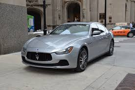 maserati ghibli body kit 2017 maserati ghibli sq4 s q4 stock m597 for sale near chicago