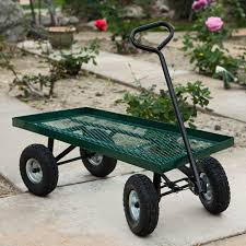 yellow garden cart lowes home outdoor decoration