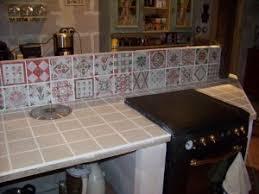 plan de travail cuisine en carrelage comment bien aménager ou relooker sa cuisine avec des carrelages