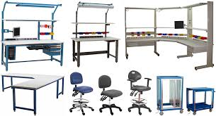 Computer Repair Bench Workbenches Chairs And Esd Safe Carts Benchpro Com