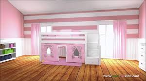 Bedroom Furniture For Kids Maxtrix Girls Bedroom Furniture The Bedroom Source Youtube
