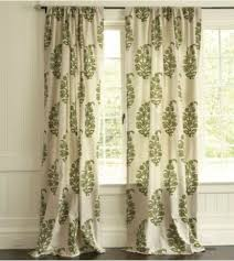 Curtains With Green How To Pimp Out Your Store Bought Curtains