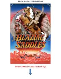 blazing saddles 1974 new movie download link