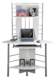 Piranha Corner Computer Desk Details About Felik Corner Desk Keyboard Tray And Shelves Walnut