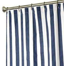 extra long striped shower curtains ebay